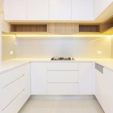 Cool Kitchen Cabinet Doors Thermoformed Melamine Acrylic Interior Design Ideas Inesswwsoteloinfo